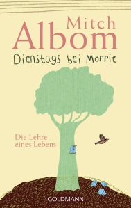 Buch Cover Dienstags bei Morrie